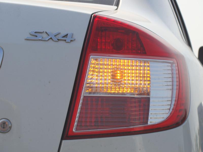 Maruti Suzuki SX4 8