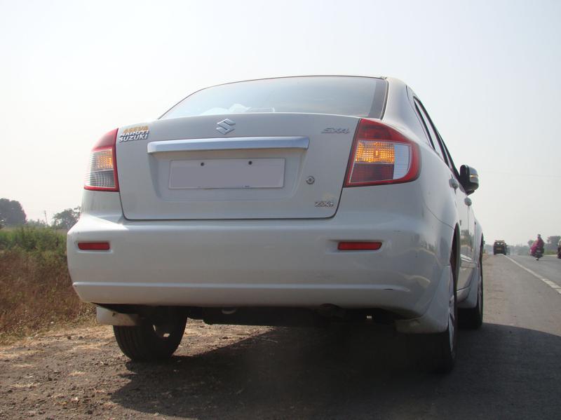 Maruti Suzuki SX4 9