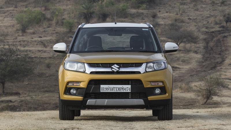 Maruti Suzuki Vitara Brezza First Drive Review CarTrade Photos Images Pics India 20160311 22