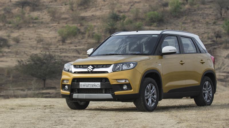 Maruti Suzuki Vitara Brezza First Drive Review CarTrade Photos Images Pics India 20160311 31