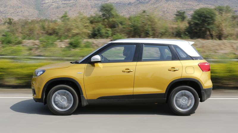 Maruti Suzuki Vitara Brezza First Drive Review CarTrade Photos Images Pics India 20160311 80