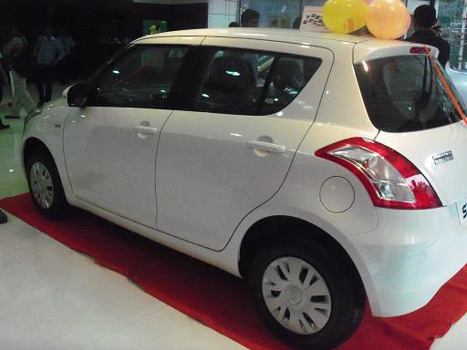 Maruti Swift Image 29