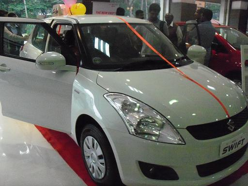 Maruti Swift Image 36