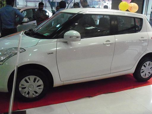 Maruti Swift Image 32