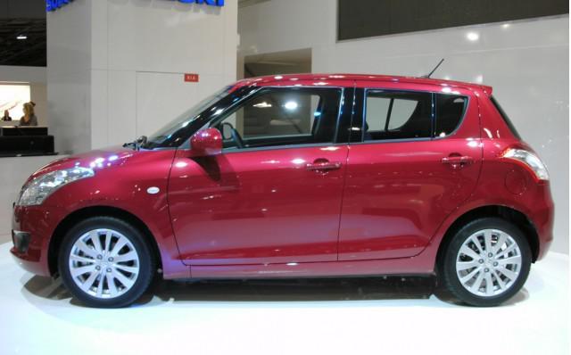 Suzuki Swift 2011 - the International Model - CarTrade