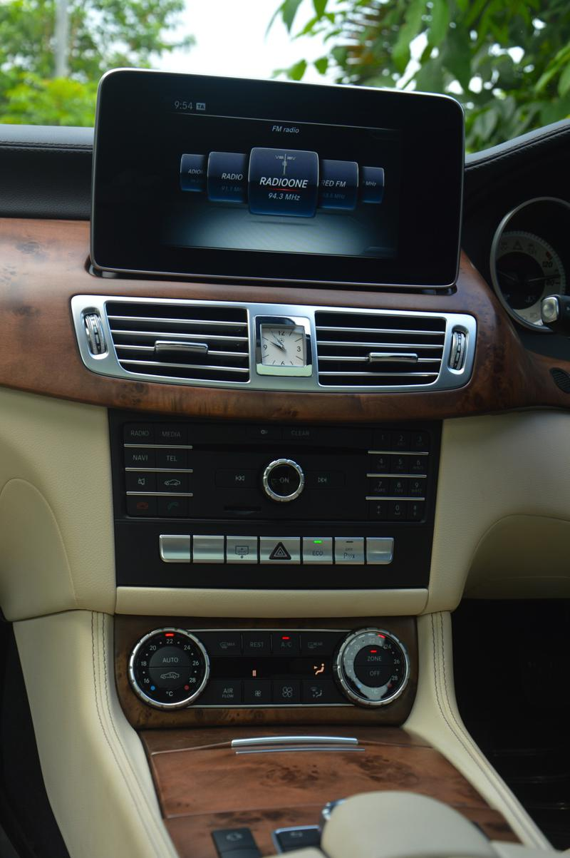 Mercedes Benz CLS Class 008