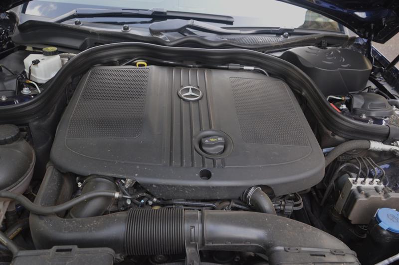 Mercedes Benz CLS Class 019
