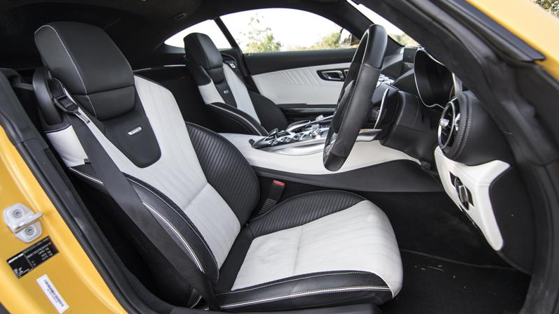 Mercedes GTs Vs Jaguar F Type Interior CarWale Photos Images Pics India 20160305 169