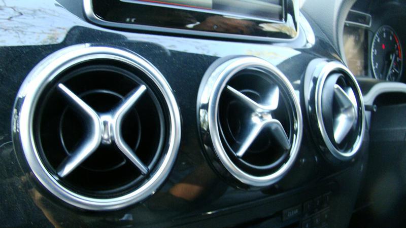 Mercedes Benz B Class AC Vents