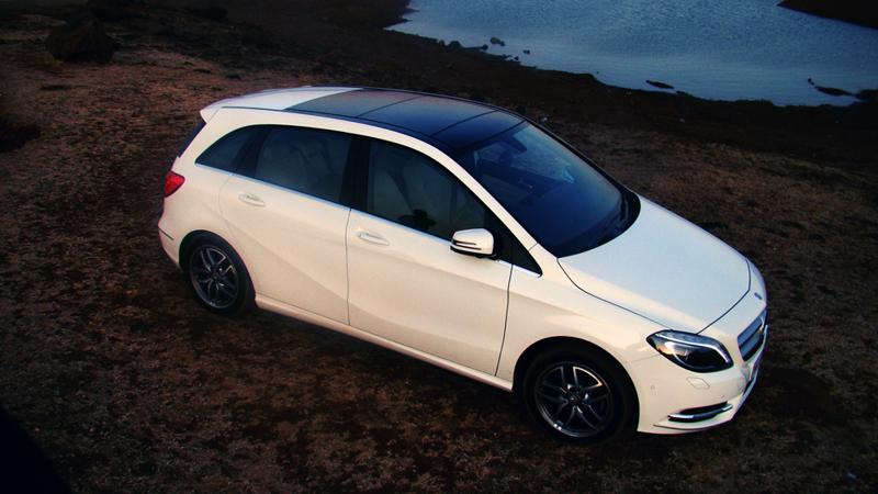 Mercedes Benz B Class Competition image