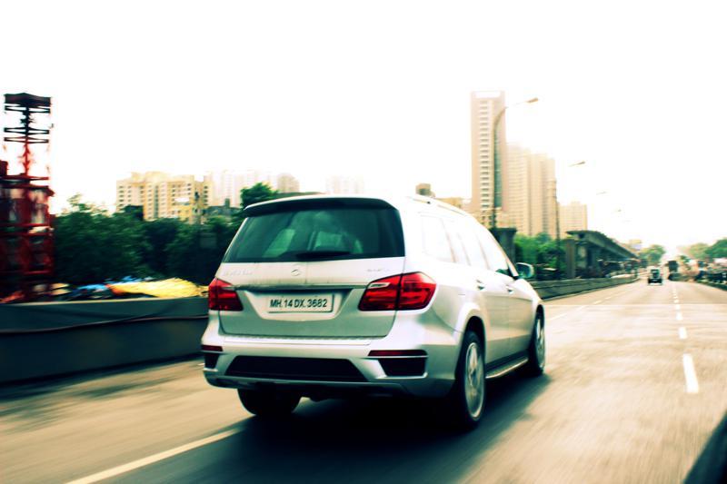 Mercedes Benz GL Class Images 11