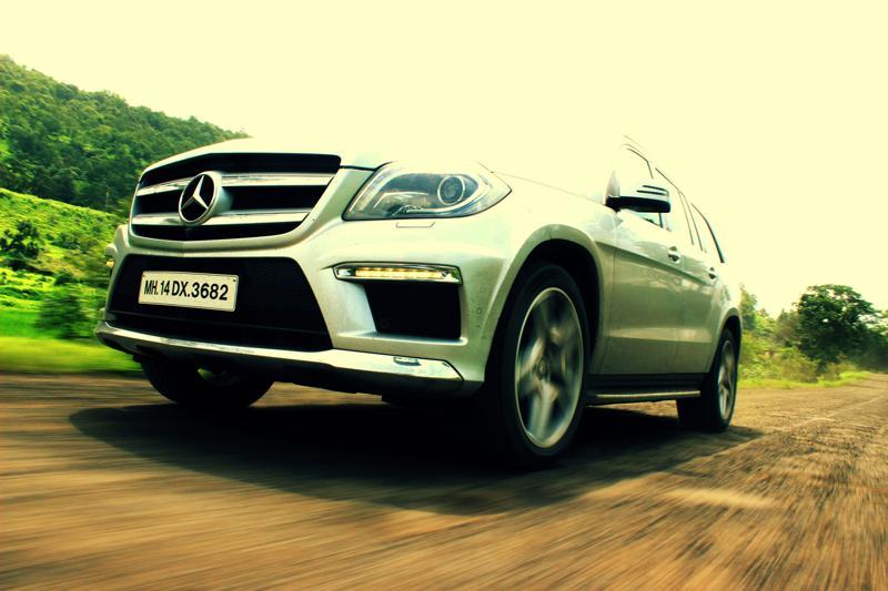 Mercedes Benz GL Class Images 17
