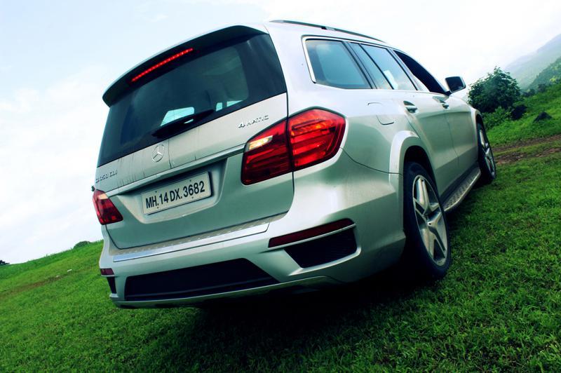 Mercedes Benz GL Class Images 31