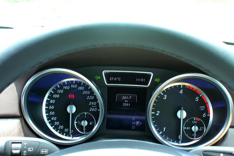Mercedes Benz GL Class Images 46