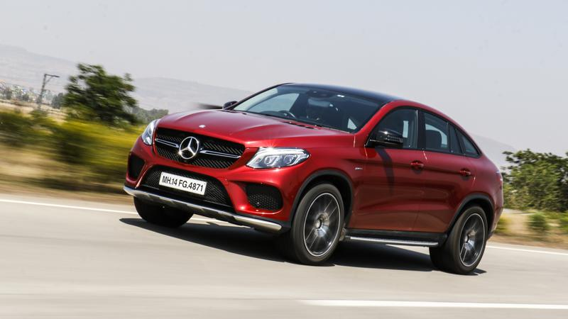 Mercedes GLE 450 AMG Coupe 42