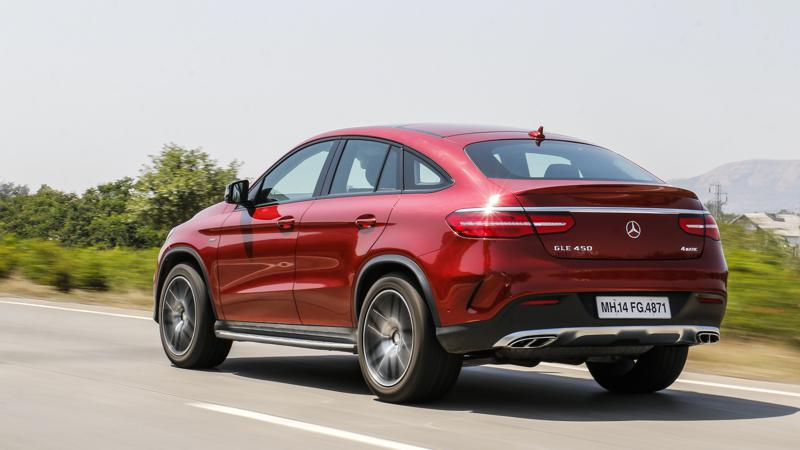 Mercedes GLE 450 AMG Coupe 43