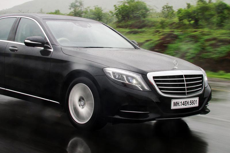 Mercedes Benz S Class Images 17