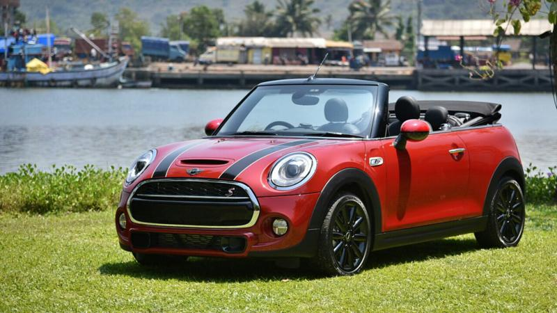 New Mini Cooper S Convertible First Drive