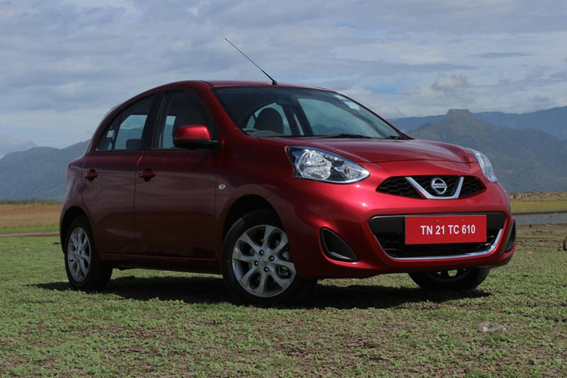 Nissan Micra Poster image