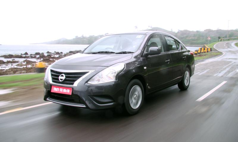2014 Nissan Sunny Review 20
