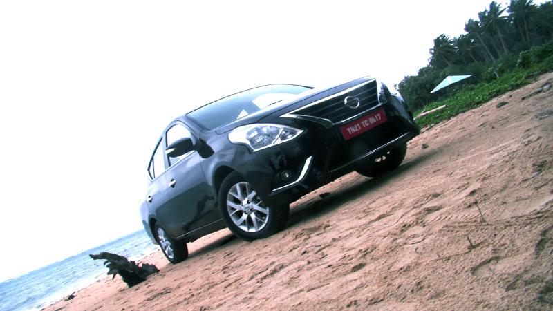 2014 Nissan Sunny Review 3