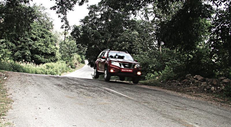 Nissan Terrano Tweaked