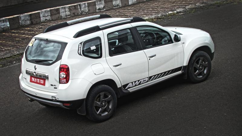 Renault Duster AWD Photos 23