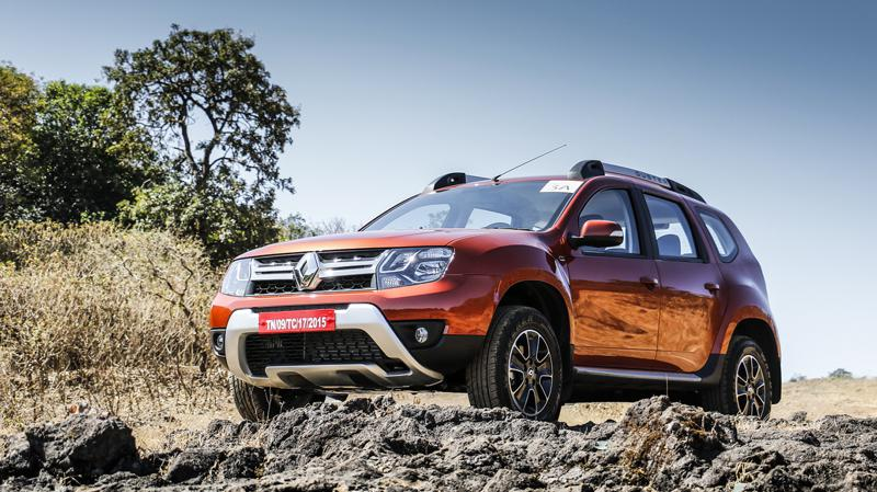 New Renault Duster First Drive