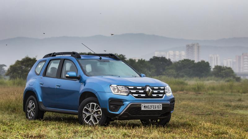 Renault Duster 4x4 First Drive Review