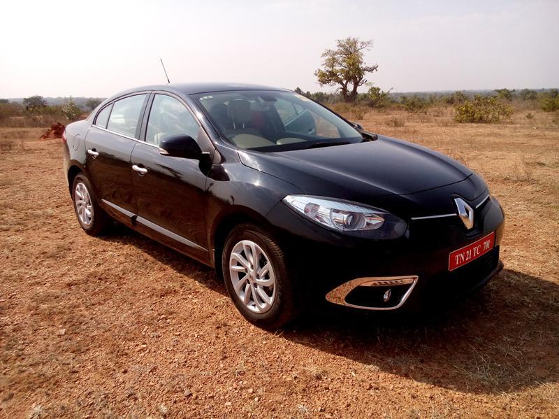 Renault Fluence 7