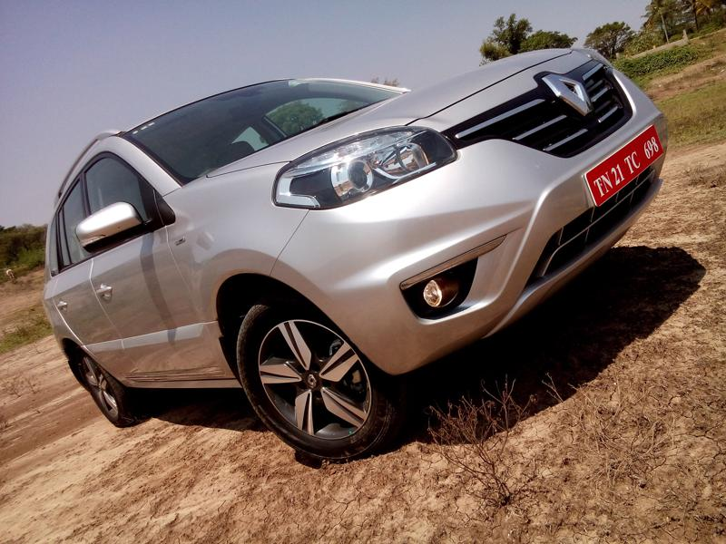 Renault Koleos Review 56