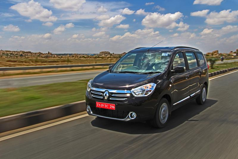 Renault Lodgy Images 21