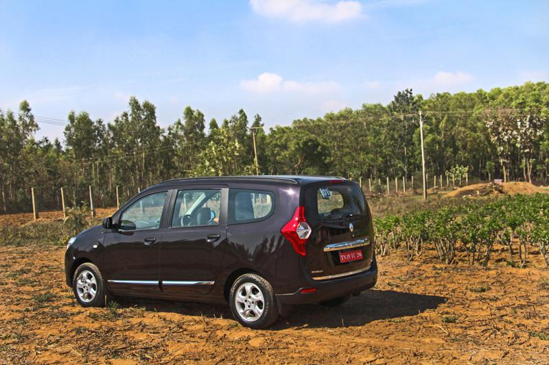 Renault Lodgy Images 5