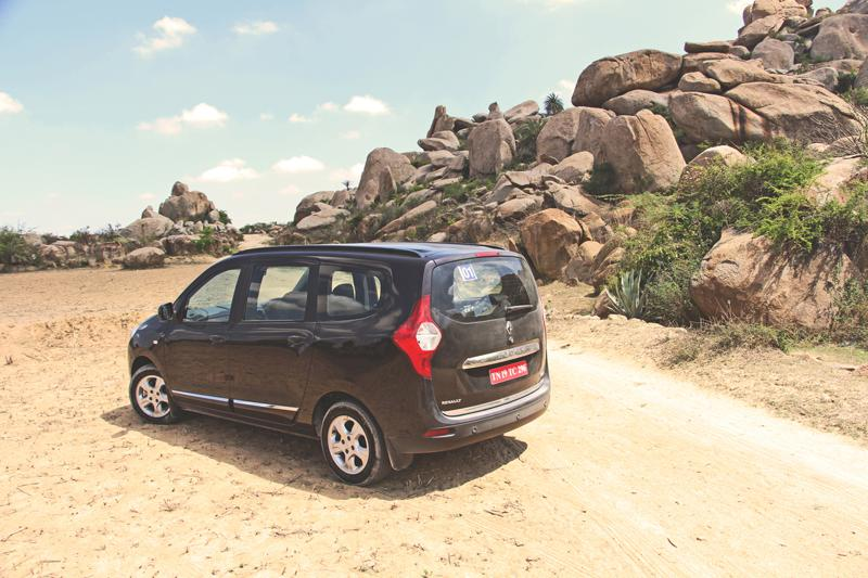 Renault Lodgy Images 7