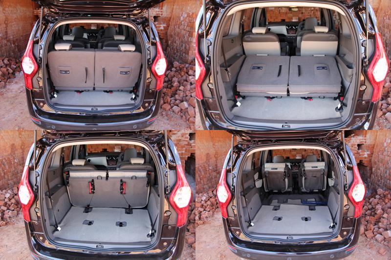 Renault Lodgy Photos 1