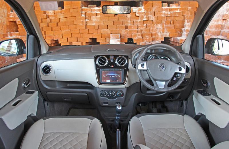 Renault Lodgy Photos 10