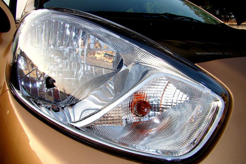 Renault Pulse Head Light
