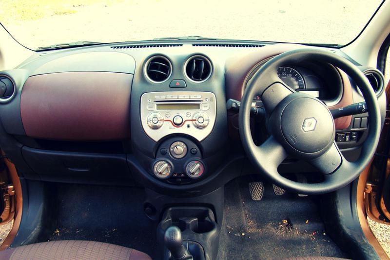 Renault Pulse Dashboard