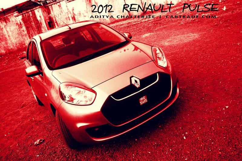 2012 Renault Pulse Review: Refreshed Twin? - CarTrade