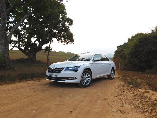 Skoda Superb 2.0-litre TDI DSG AT L&K first drive