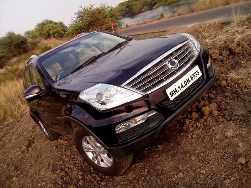 Ssangyong Rexton Pictures 32