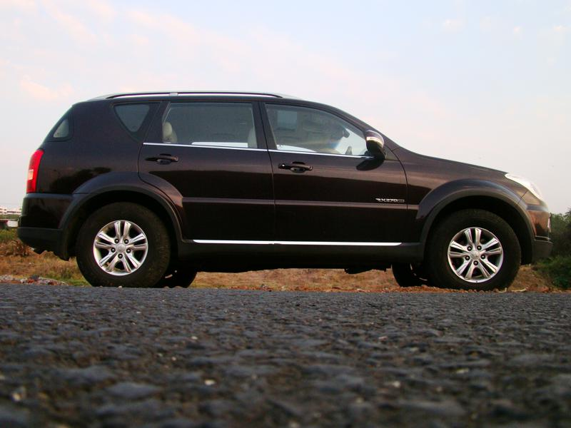 Ssangyong Rexton Pictures 50