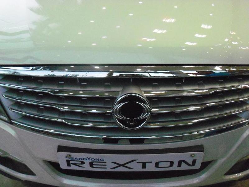 Ssangyong Rexton Radiator grille
