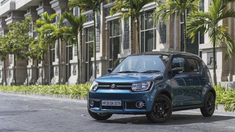 Maruti Suzuki Ignis 1.3 Diesel Automatic Review