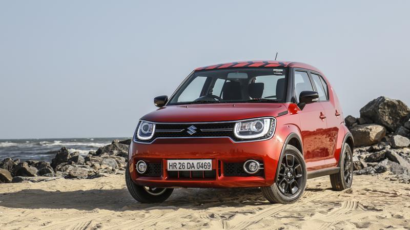 Maruti Suzuki Ignis petrol review