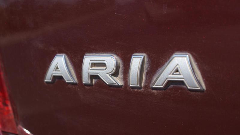Tata Aria Test Pics Monogram