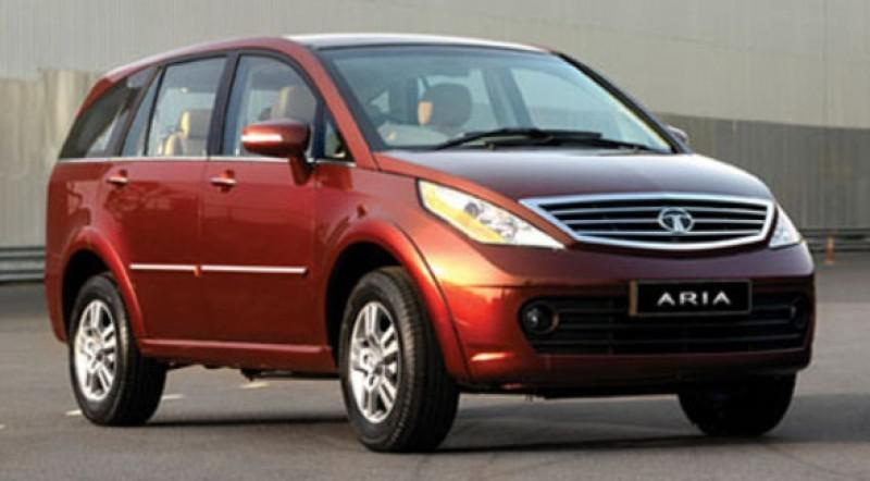 Tata Motors removes the 'pricey' tag from Aria crossover