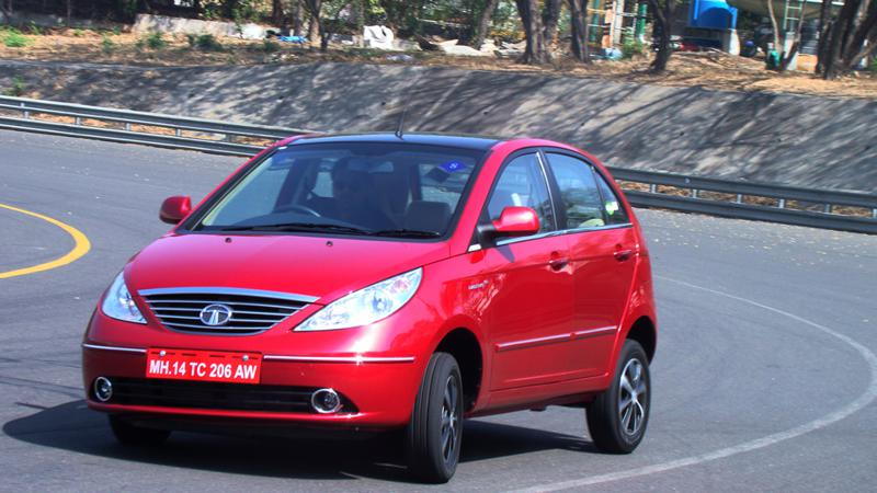 Tata Indica Vista D90 Performance Image
