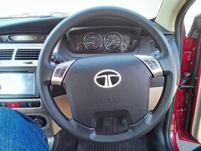 Tata Indica Vista D90 Steering wheel