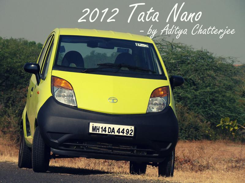 Tata Nano Dec Review Exterior (38)
